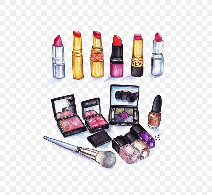 Mac Makeup Drawings - Mugeek Vidalondon