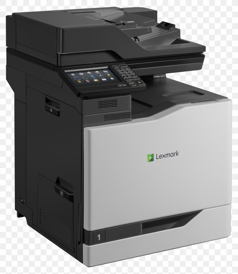 Multi-function Printer Lexmark Laser Printing Image Scanner, PNG, 2700x3114px, Multifunction Printer, Airprint, Color, Dots Per Inch, Electronic Device Download Free