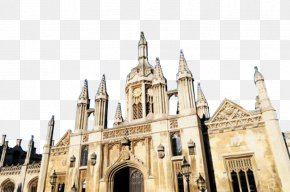 Pencil-shaped Roof - King's College, Cambridge Roof Icon PNG