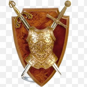Medieval Sword And Shield - Middle Ages Knight Shield Sword PNG