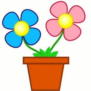 Flower Clip Art - Flower Blog Clip Art PNG