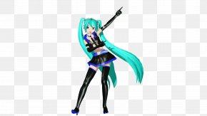 Hatsune Miku - Hatsune Miku MikuMikuDance Vocaloid 2 PNG