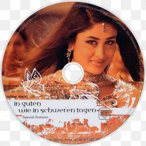 Dvd - Malvika Raaj Kabhi Khushi Kabhie Gham... Bollywood Film DVD PNG