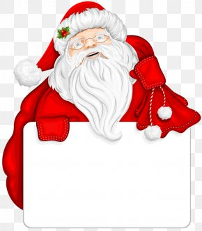 Santa Claus - Santa Claus Christmas Père Noël Clip Art PNG