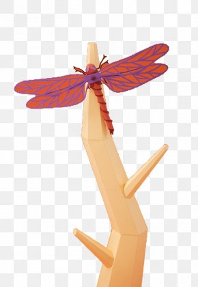 Dragonfly - Dragonfly Cartoon Insect PNG