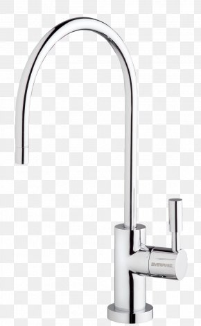 Faucet - Water Filter Tap Filtration Drinking Water Brushed Metal PNG