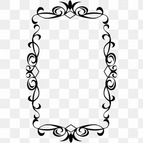 Vintage Frame Picture - Picture Frame Clip Art PNG