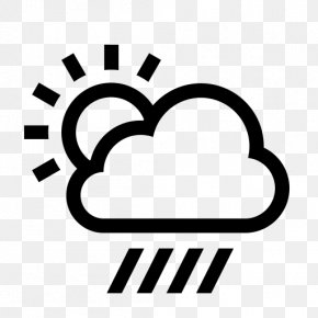 Weather File - Weather Forecasting Rain Icon PNG