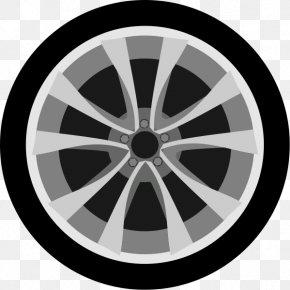 Car Wheel - Car Wheel Rim PNG