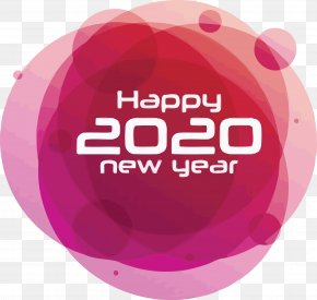 Material Property Logo - Happy New Year 2020 New Years 2020 2020 PNG