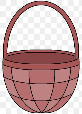 Empty Easter Basket Image - Easter Basket Clip Art PNG