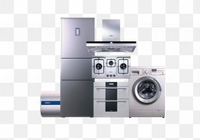 Complete Sets Of Home Appliances - Home Appliance Industry Electricity Furniture PNG