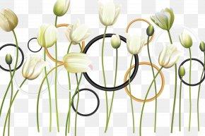 Elegant Tulips - Tulip Flower PNG