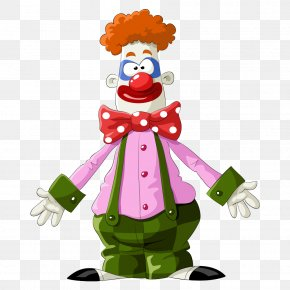 Vector Clown - Clown Royalty-free Stock Photography Clip Art PNG