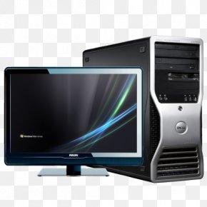 Personal Computer Hardware - Intel Core 2 Computer Hardware Dell Precision Xeon PNG