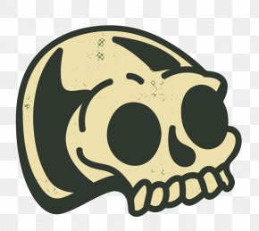 Horror Skull - Magic Witchcraft PNG