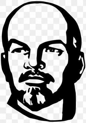 Art Cliparts Transparent - Vladimir Lenin Soviet Union Leninism Clip Art PNG