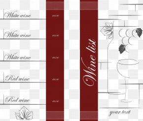 Menu Layout - Menu Page Layout Adobe Illustrator PNG