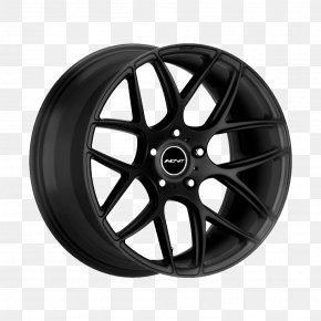 Waibo Vector - Car Alloy Wheel Tire Ford Mustang PNG