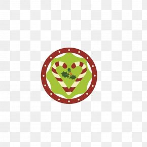Christmas Gift Sticker - Christmas Tree Snowman Pattern PNG