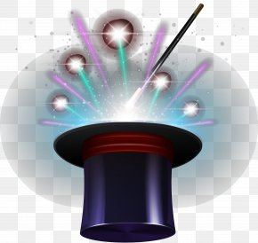 Magic Hat - Magic Poster PNG