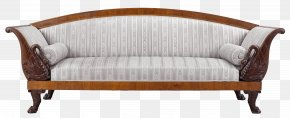 Transparent Vintage Couch Picture - Table Furniture Couch Chair PNG