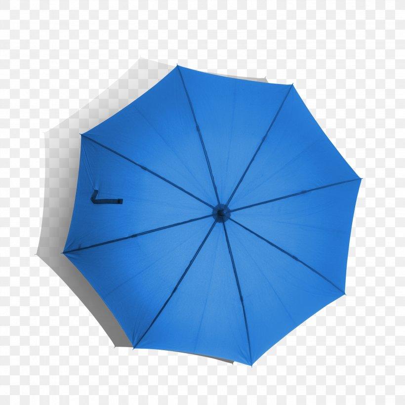 Umbrella Blue Icon, PNG, 2807x2807px, Umbrella, Azure, Blue, Cobalt Blue, Color Download Free