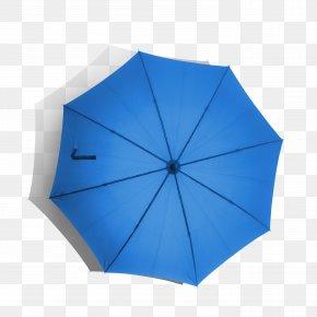 Umbrella - Umbrella Blue Icon PNG