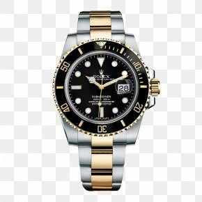 Black Male Watch Rolex Watch - Rolex Submariner Rolex Daytona Rolex Datejust Rolex GMT Master II PNG