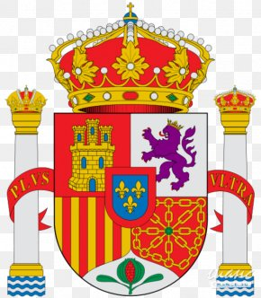 Spanish Empire - Coat Of Arms Of Spain Spanish Civil War Flag Of Spain PNG