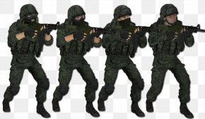 Counter-terrorism - Counter-Strike: Source Little Green Men Soldier Accession Of Crimea To The Russian Federation PNG