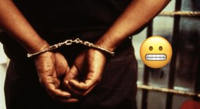 Handcuffs - United States Law Arrest Crime Court PNG