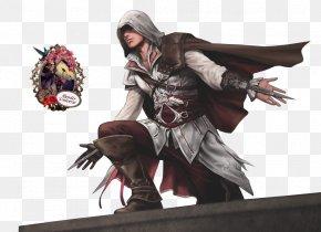 Assassin's Creed Ezio Trilogy - 8K Resolution 4K Resolution Ultra-high-definition Television Display Resolution Desktop Wallpaper PNG
