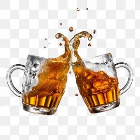 Clink Beer - Beer Glasses Stock Photography Desktop Wallpaper Beer Glasses PNG
