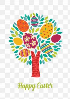 Transparent Happy Easter - Happy Easter Text PNG