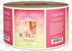 Pink Label - Label Printer Cosmetics Manufacturing PNG