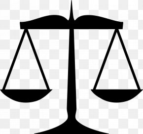 Tablets Of The Law - Measuring Scales Lady Justice Clip Art PNG