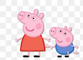 PEPPA PIG - Daddy Pig Party Birthday Child PNG