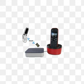 Bluetooth Adapter - Electronics Product Design Communication Telephone PNG
