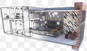 Interior Design - Interior Design Services Drawing Retail Design Sketch PNG