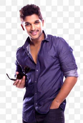 Allu Arjun Transparent Image - Allu Arjun Parugu Filmfare Award For Best Actor U2013 Telugu Tollywood PNG