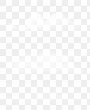 Cloud Set Transparent Clip Art Image - Black And White Textile Angle Point PNG