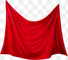 Red Satin Effect - Red Download Icon PNG