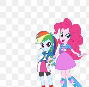 My Little Pony Equestria Girls Minis - Rainbow Dash Pinkie Pie Applejack My Little Pony: Equestria Girls PNG