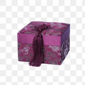 Box - Box Gift Rectangle Maroon PNG