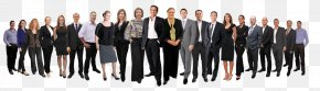 Many People - Business People PNG