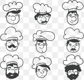 Chef Hat Illustration - Euclidean Vector Cook Download Illustration PNG