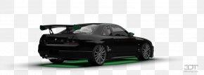 Car - Alloy Wheel Sports Car Tire Bumper PNG