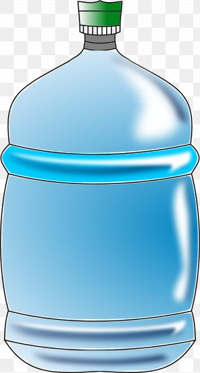 Water Pitcher Cliparts - Gallon Water Bottle Clip Art PNG