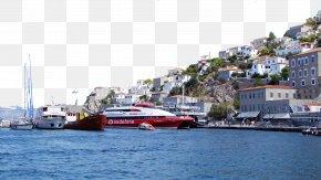 Greece Aegean Two - Santorini Aegean Sea Beijing Wallpaper PNG